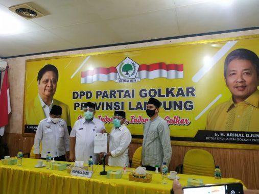 Hikmah Isolasi Mandiri, Antoni Imam: Dukungan Rakyat Lampung Selatan untuk Tony-Antoni Makin Kuat