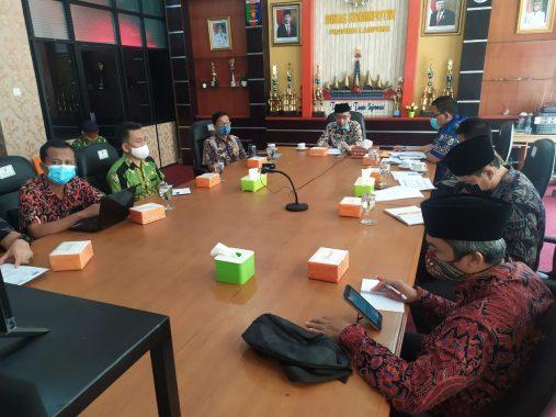 Abdul Hakim Pantau Produk Hukum Daerah Tangani Covid-19