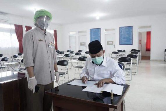 Antoni Imam Isi 567 Soal Tes Psikiatri, Kepada Pengawas Bilang: Saya Enggak Bakal Nyontek, Ini Sudah Yang Ke-6 Kali