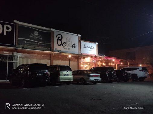 Kafe Lacosta Kota Metro Dibuka Lagi, Rapid Test dan Swab Digelar Lagi 29 September