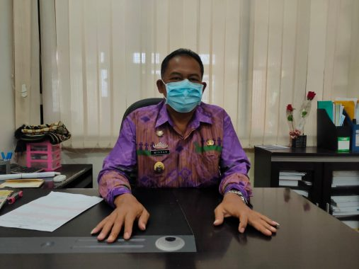 ASN Lampung Tengah Warga Kota Metro Positif Covid-19, Tercatat Pasien Nomor 26