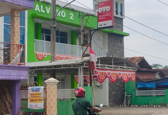 Wisma Alvaro 2 Kota Metro Tempat Isolasi Pasien Covid-19 Tanpa Gejala Tak Dijaga Satgas