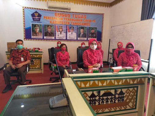 Yayasan Jantung Indonesia-Tanggamus Ikuti Webinar Nasional