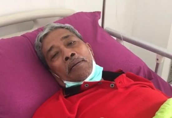 Hasil Tes Swab Bupati Nonaktif Lampung Tengah Loekman di Mayapada Hospital Negatif Covid-19