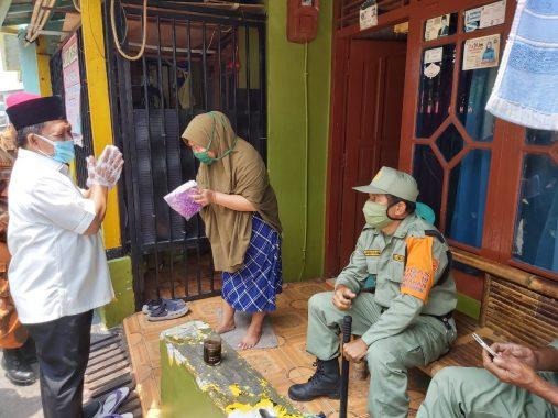 Johan Sulaiman Kampanye di Gang Ainan, Jalan Bakau, dan Gang Sawo Kecamatan Kedamaian