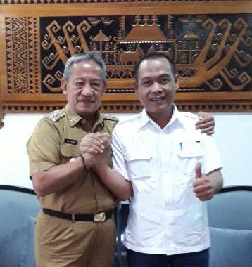 Ketua Seknas Jokowi Kota Metro Apresiasi Wakil Wali Kota Djohan