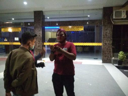 Kapolda Lampung Sambangi Pelaku Penusukan Syekh Ali Jaber di Mapolresta Bandar Lampung