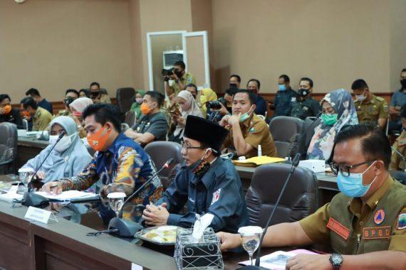 Wakil Gubernur Lampung Pantau Kesiapan Pemilukada di Lampung Selatan