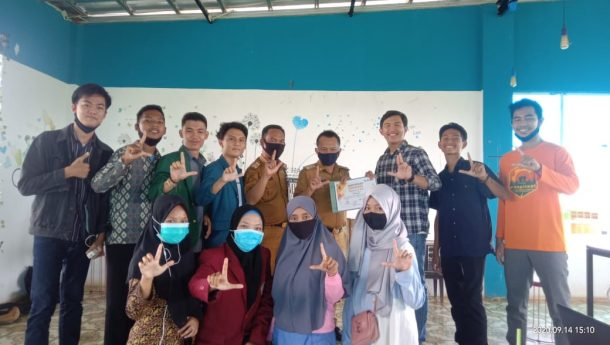 Relawan World Cleanup Day Lampung Utara Gelar Webinar Pengelolaan Lingkungan Hidup