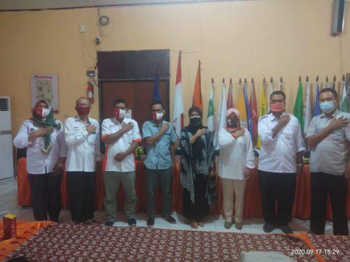KPID Lampung Koordinasi dengan KPU Metro