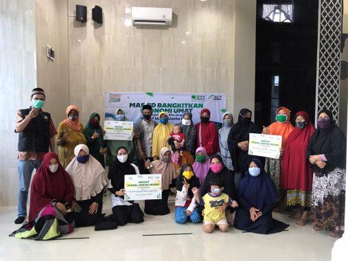 ACT Lampung Ajak Masjid Bangkitkan Ekonomi Umat