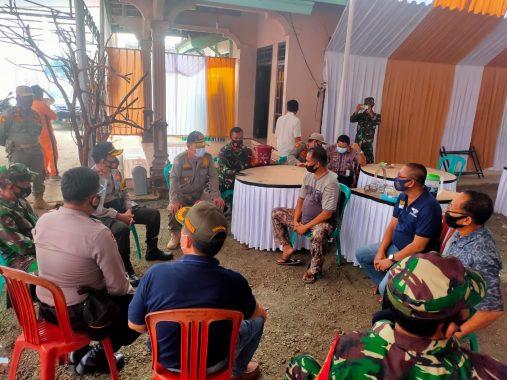 Usai Dikukuhkan, Satgas Penegakan Disiplin Protokol Kesehatan Tanggamus Gelar Razia di Dua Kecamatan
