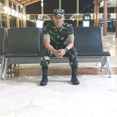 Kontak Senjata di Papua, Prajurit Satu TNI Asal Lampung Tengah Wafat