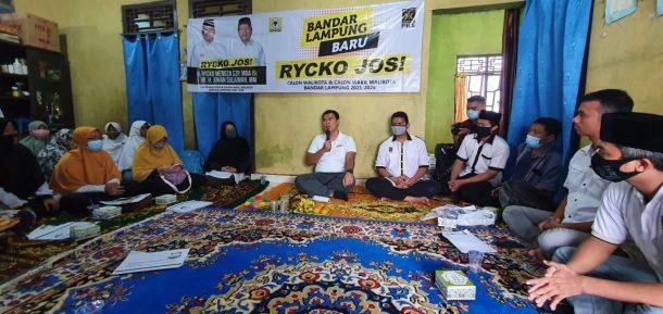 Rycko Menoza: Pesta Demokrasi Bukan untuk Membuat Perpecahan