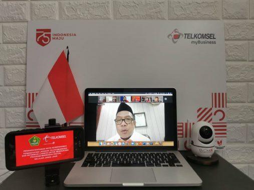 Telkomsel Bersama Kementerian Agama Perkuat Inisiatif Program Madrasah Digital Belajar Jarak Jauh