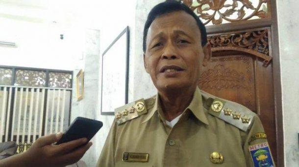 Pasien Covid-19 Melonjak, KBM Tatap Muka di Kota Metro Akan Dikaji Ulang