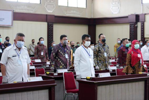 Gubernur Arinal: Pilkada 2020 Harus Aman dari Gangguan Ketertiban dan Aman dari Sisi Kesehatan