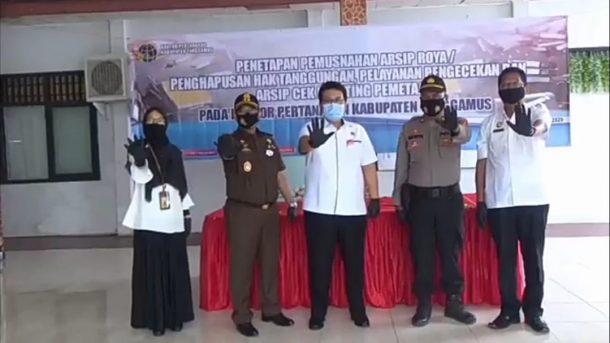 Advertorial: DPRD Kota Metro Gelar Rapat Paripurna KUPA-PPAS Perubahan APBD 2020