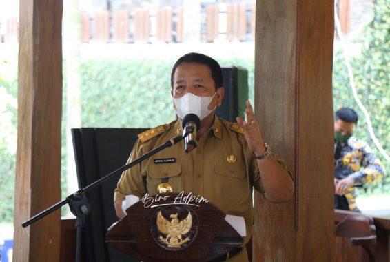 Gubernur Lampung Izinkan Salat Idul Fitri Berjemaah