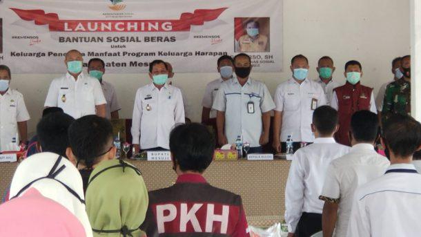 Penyaluran Bansos Beras di Lampung Diklaim Capai 76 Persen