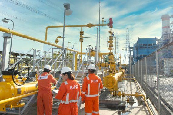 PGN Siap Alirkan Gas ke Tambak Lorok
