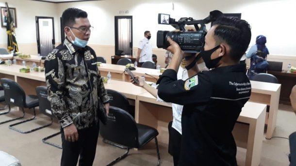 Sosialisasi BSPS Tingkat Desa, Nanang Ermanto Pesan Warga Pesisir Pantai Tidak Lupakan Sejarah