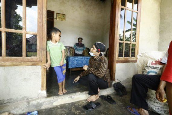 Abdul Hakim Kunjungi Pondok Pesantren Daarul Huffaz Pesawaran