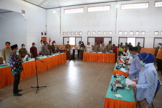 KPU Lampung Selatan Gelar Deklarasi Kampanye Damai