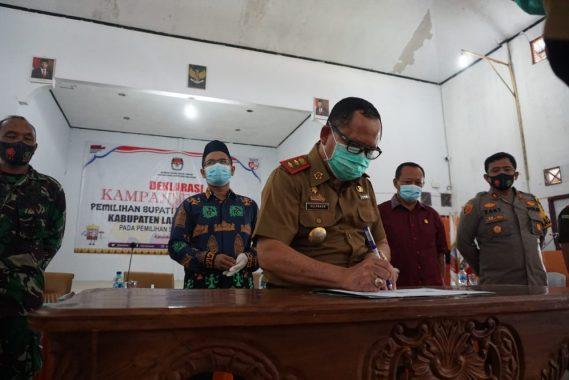 Pemkab dan DPRD Lampung Selatan Sepakati KUA-PPAS APBD TA 2021