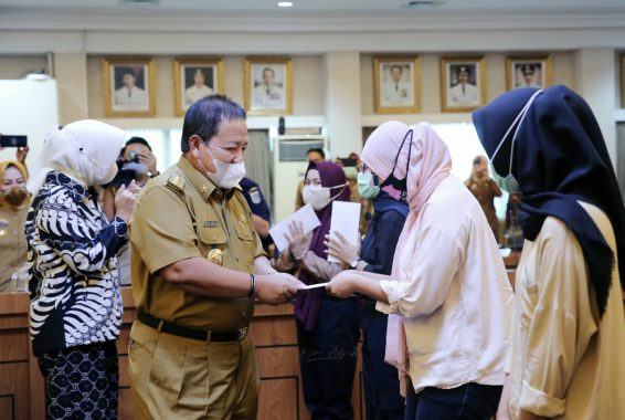 Gubernur Arinal Lepas Kontingen Lampung untuk Ikuti Lomba Byarr Indonesia
