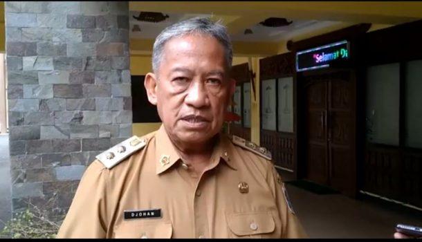 Wakil Wali Kota Metro Djohan Sebut Calon Sekda Harus Cocok dengan Kepala Daerah