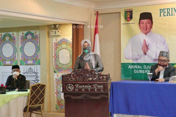 Pemprov Lampung Beri Pembekalan Kafilah MTQ Tingkat Nasional ke-28 di Hari Santri