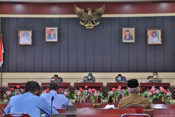 Wagub Lampung Pimpin FGD Raperda Tentang Fasilitas Penyelenggaraan Pesantren