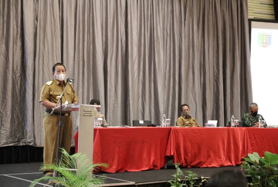 Gubernur Arinal Sosialisasikan Pergub Pedoman Adaptasi Kebiasaan Baru Menuju Masyarakat Produktif dan Aman Covid-19