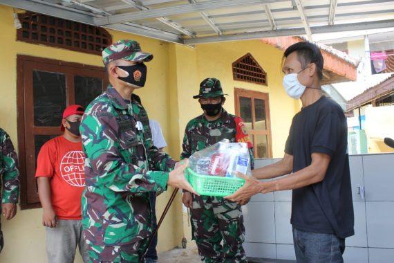 Program TMMD Ke-109 Tahun 2020 Usai, Dandim 0410/KBL Kolonel Inf Romas Herlandes: Jaga Silaturahmi!