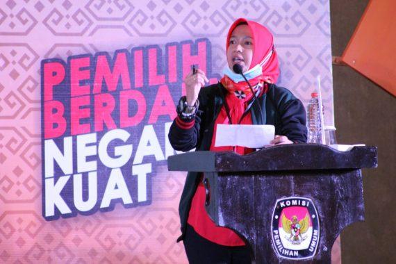 Debat Kandidat Calon Wali Kota Metro 2020, Anna Morinda Paparkan Program 100 Hari Kerja