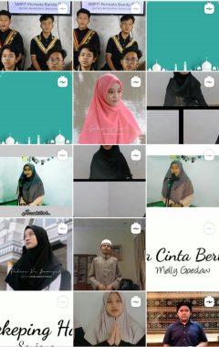 Ratusan Siswa Lampung Warnai Perlombaan JIFEST Virtual 2020