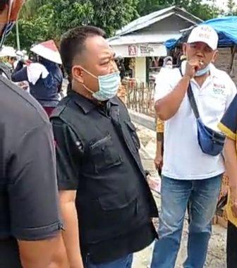 Viral! Video Petugas Panwaslu Lampung Tengah Bubarkan Kampanye Tim Pasangan Musa-Ardito