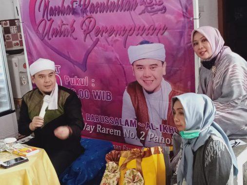 Peringati Maulid Nabi, Majelis Taklim Al-Ikhlas Babussalam Hadirkan Ustaz Hilman Fauzi