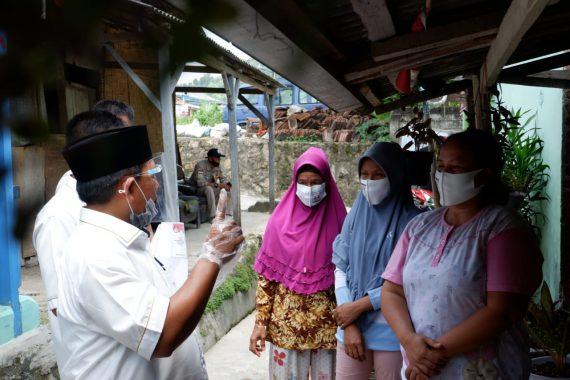 Kampanye Door to Door, Johan Sulaiman Sosialisasikan Program Prioritas Rycko Jos