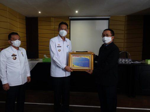 Debat Publik Pilkada Metro 2020, Wahdi-Qomaru Fokus Perluas Pelayanan dan Fasilitas Kesehatan
