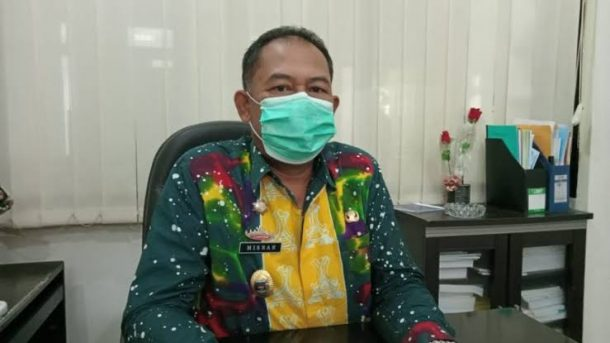 Satu Pegawai RSUD Ahmad Yani Metro Positif Covid-19, Metro Tangani 154 Kasus