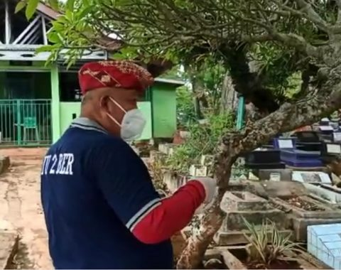 Yusuf Kohar Janji Perhatikan Makam Penyebar Agama Islam di Bandar Lampung