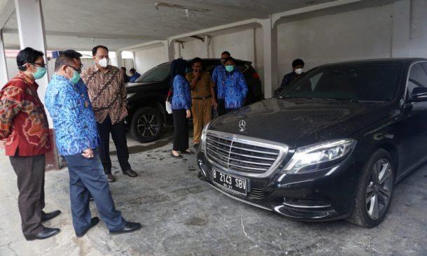 Pemkab Lampung Selatan Terima Hibah Barang Rampasan dari KPK Senilai Rp41,595 Miliar