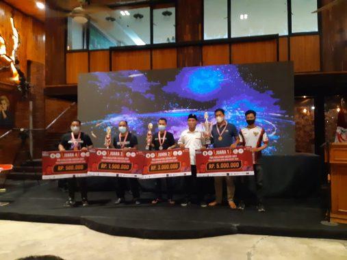 Gebyar Esports Lampung Berjaya Perebutkan Total Hadiah Rp30 Juta