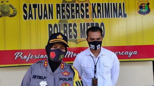 Polisi Ungkap Kasus Curanmor di Way Jepara