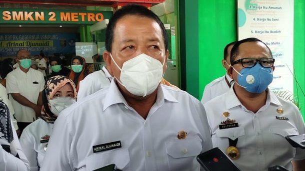 Gubernur Lampung Umumkan Penyuntikan Pertama Vaksin Covid-19, Ini Penjelasannya