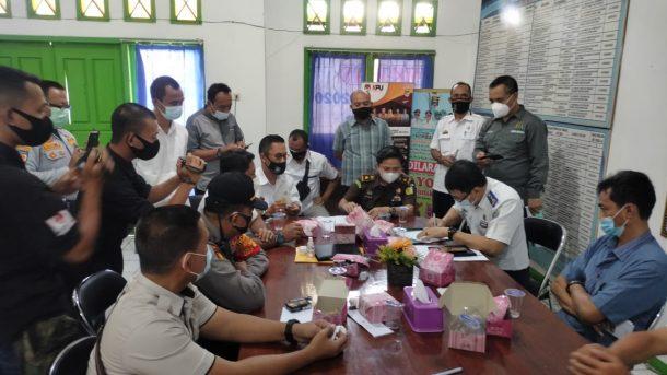 Perselisihan Pengelolaan Ongkos Bongkar Muat, Dua Ormas di Metro Nyaris Bentrok