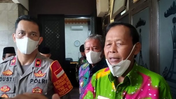 15 Tenaga Kesehatan Bakal Jadi Penerima Vaksin Covid-19 Perdana di Kota Metro