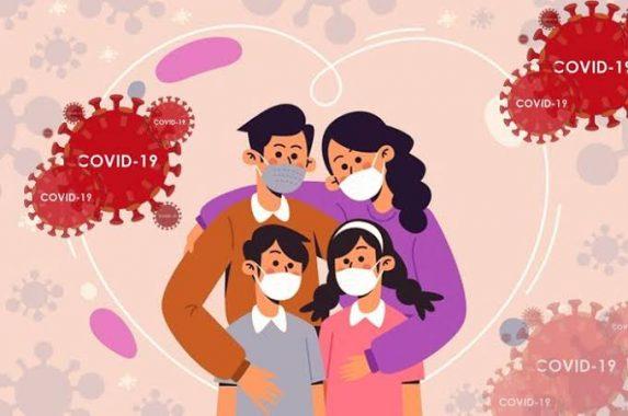 Usai Jenguk Kerabat Sakit, Satu Keluarga di Banjarsari Metro Utara Terpapar Covid-19